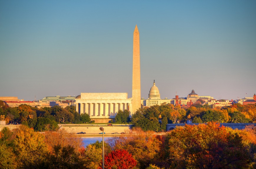 Washington DC: Monumental Autumn